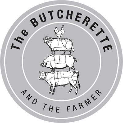 The Butcherette Logo